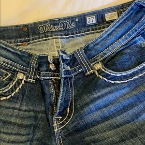 Miss me size 27